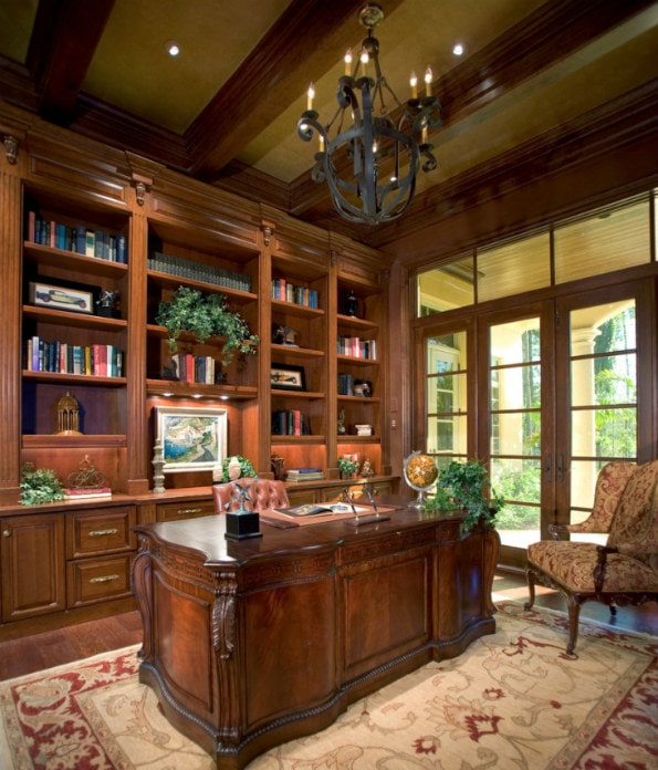 Astaneh Construction - Home Office Renovation