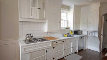Cool Kitchen Renovation Ideas for a Small Kitchen