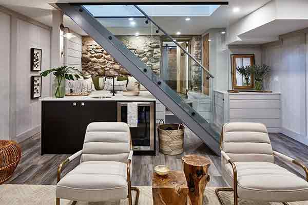 Looking at a why Home Renovation Toronto style cannot ignore thinking about a new basement