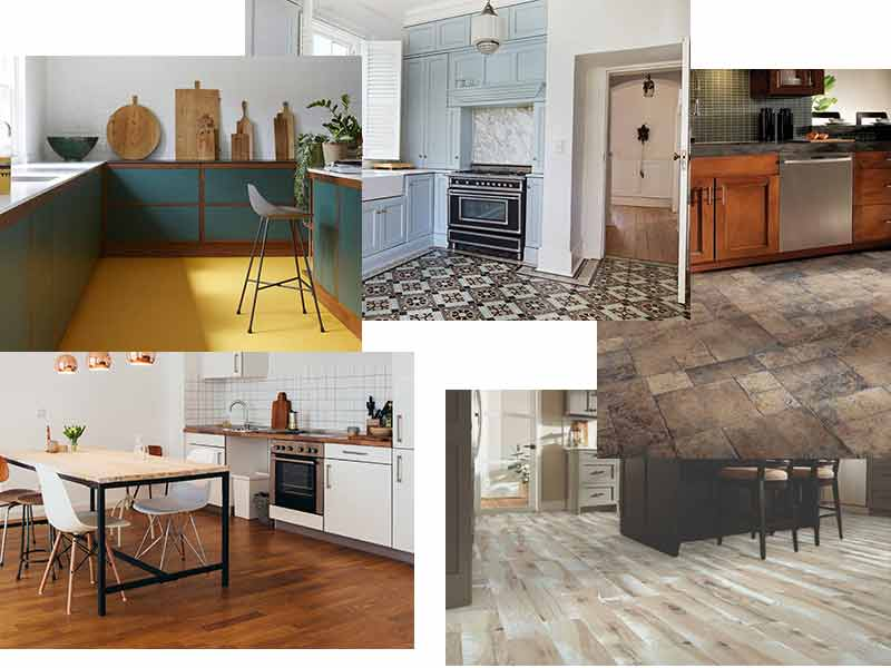 Picking the Best Flooring Options for Your Kitchen